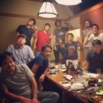 40周年記念食事会02